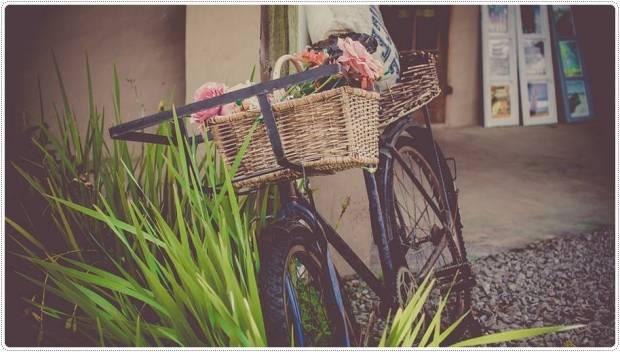 Fahrrad-Romantik-Deutschland
